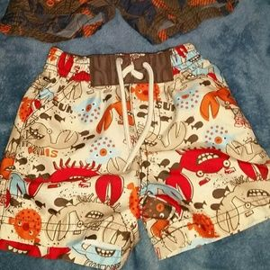 Other - SET OF 2 BABY SWIMSUITS